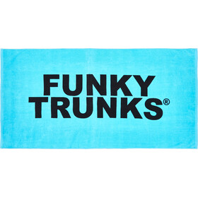Funky Trunks Towel - Serviette de bain - turquoise
